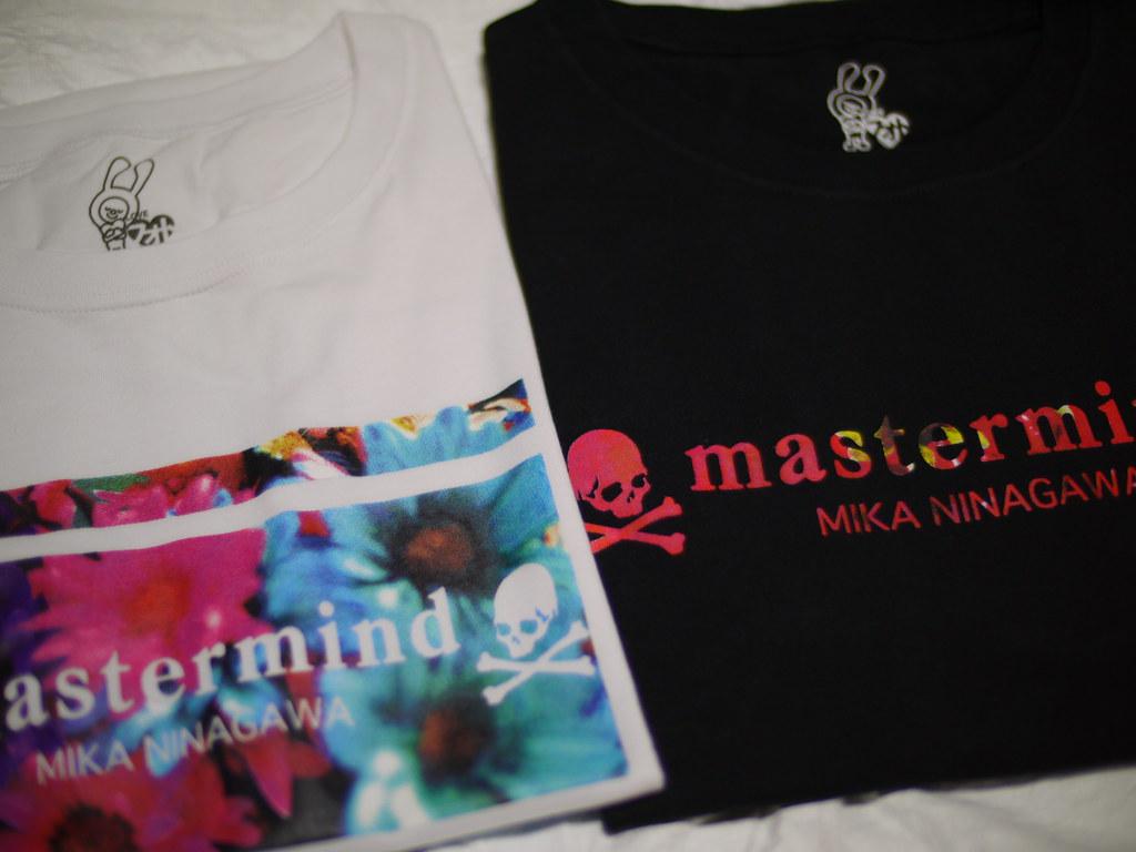 mastermind JAPAN × MIKA NINAGAWA