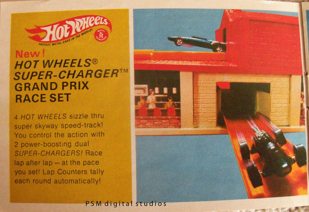 Mattel Hot Wheels 1969 Collectors Catalog