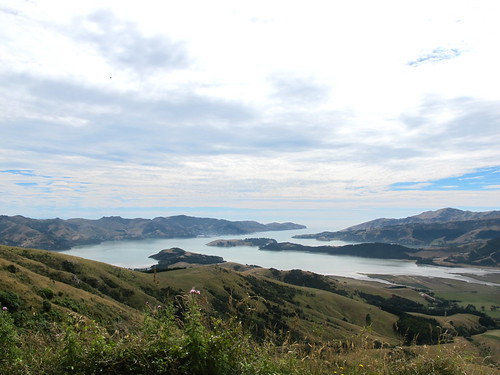 Road to Akaroa