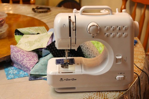 My New Michley LSS-505 Sewing Machine