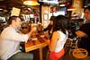 Brooke serves 'em up (originalhooters) Tags: food beer tampa wings florida hooters brooke service fl filming customers channelside meetahootersgirl