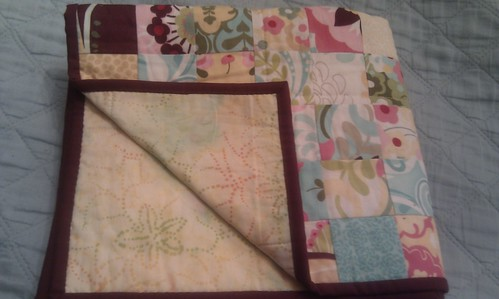 For Anne Marie's 9 patch Challenge