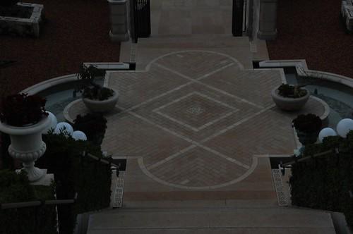 Terrace pattern