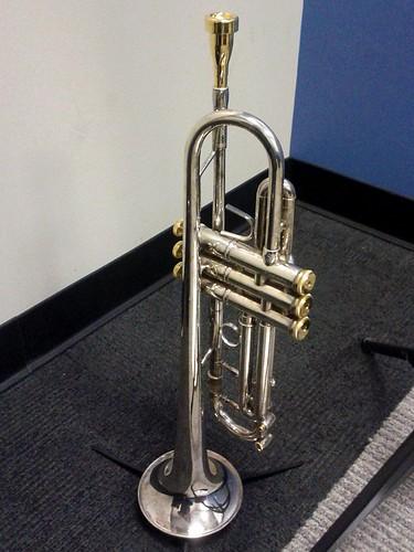 Day 46 - Trumpet