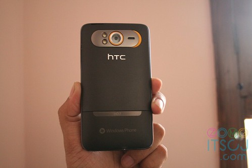 HTC HD7 Review