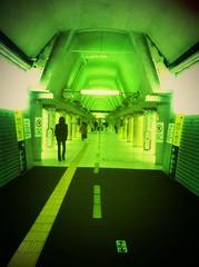 Subway platform #hayopu