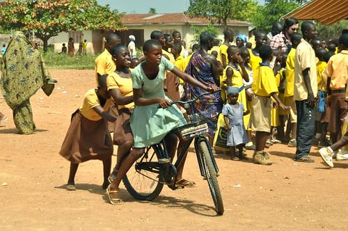 Day Two in Ghana - Nsiana