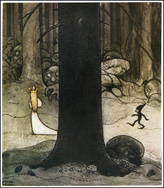 John Bauer - Illustration 10