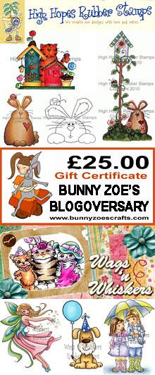 Bunnysblogoversary