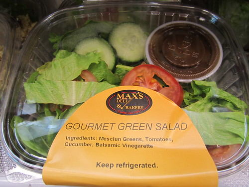 """Gourmet"" Green Salad"