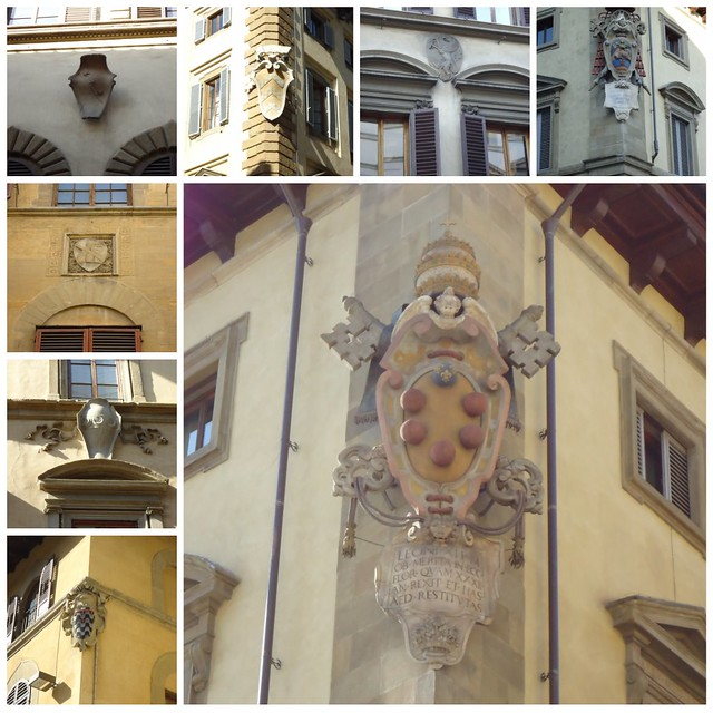 firenze coats of arms