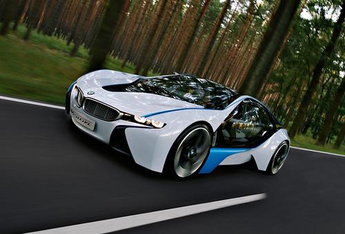 フリー写真素材, 乗り物, 自動車, BMW, BMW i,