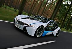 [フリー画像] 乗り物, 自動車, BMW, BMW i8, 201102232300