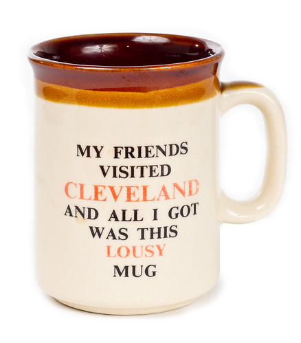 Cleveland Mug