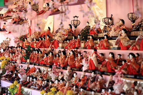 Japanese Dolls / HINA-NINGYOU / 雛人形(ひなにんぎょう)