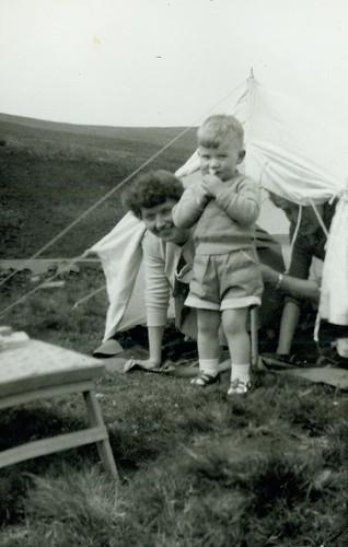 Jenny & Glenn McCreath 1959
