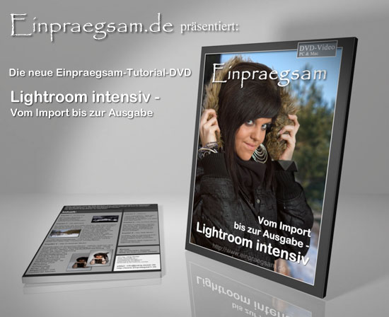 Lightroom Tutorials - DVD
