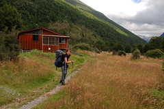 Lakehead Hut Photo
