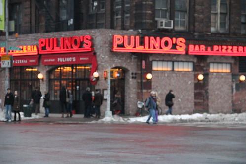 Pulino's Pizzaria