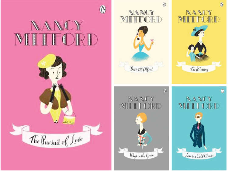 Lab Partners for Nancy Mitford