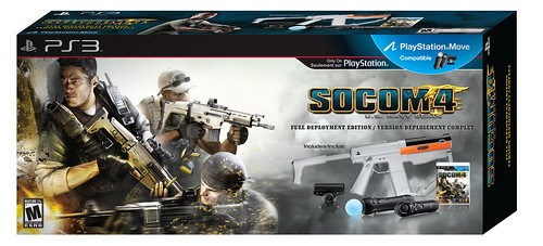 SOCOM 4: Full Deployment Edition for PS3