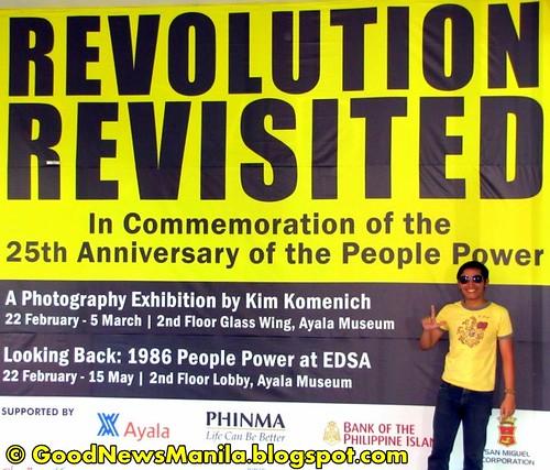 1986 Edsa Revolution Revisited Digitally