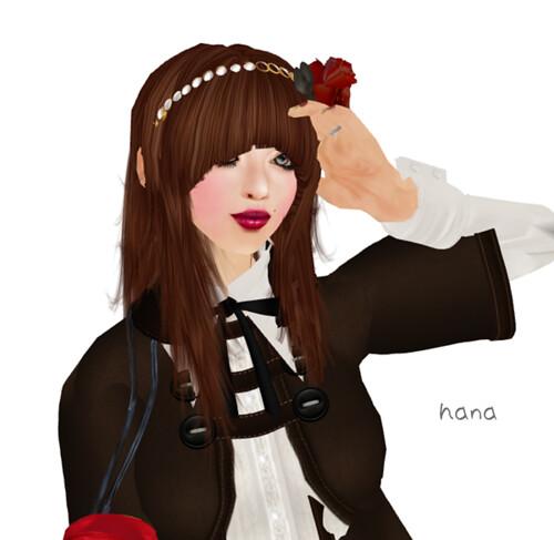 [kik]hair-Lala(coffee-brown)