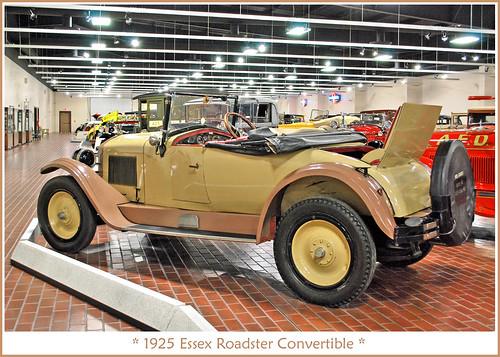 1926 Essex Car
