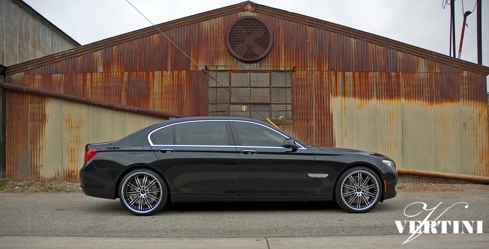 BMW 750li Vertini Hennessy 877 361 0296 D2AUTOSPORT Tags 22 Dish