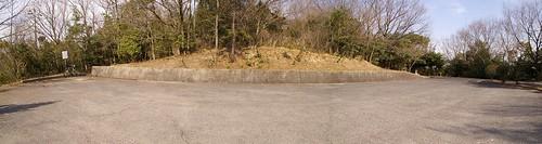 芥子山駐車場