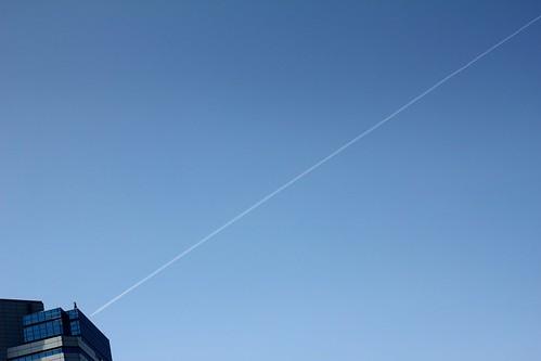 飛行機雲@有明国際展示場
