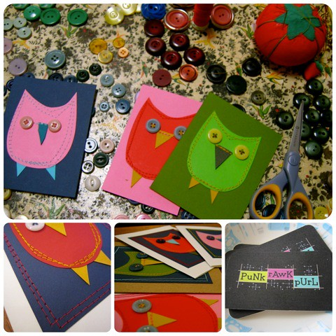 Tammy owl_collage