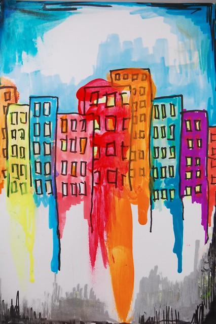City Doodle