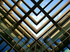 Simetria (Alberto Jiménez Rey) Tags: de real puerto alberto biblioteca universidad cadiz rey techo simetria jimenez albjr