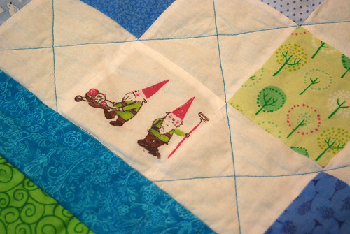 Quilt Gnomes at Work