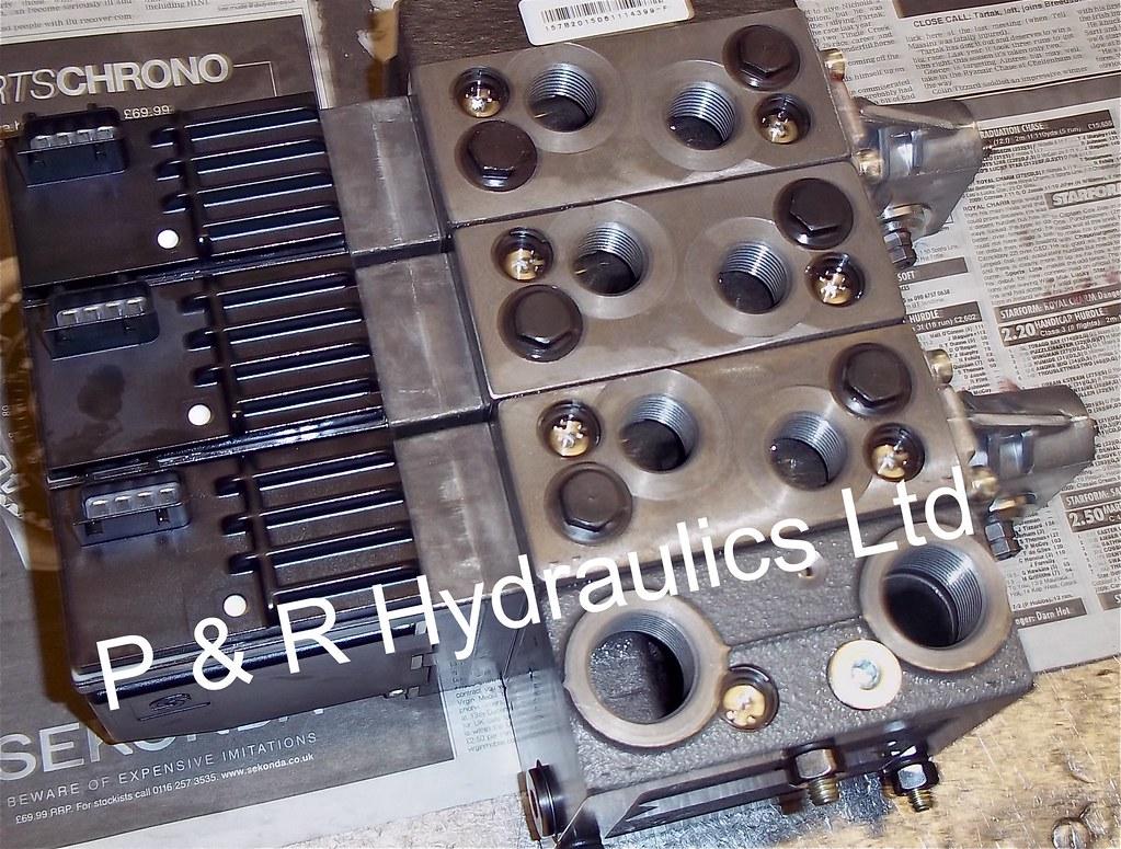 Sauer Danfoss PVG32 valve