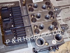 Sauer Danfoss PVG32 hydraulic valve