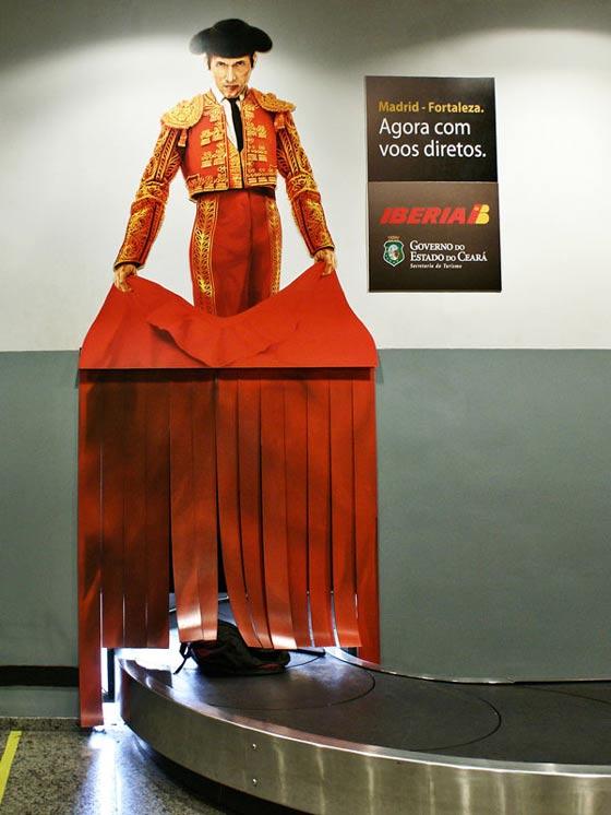 Campaña de publicidad para Iberia