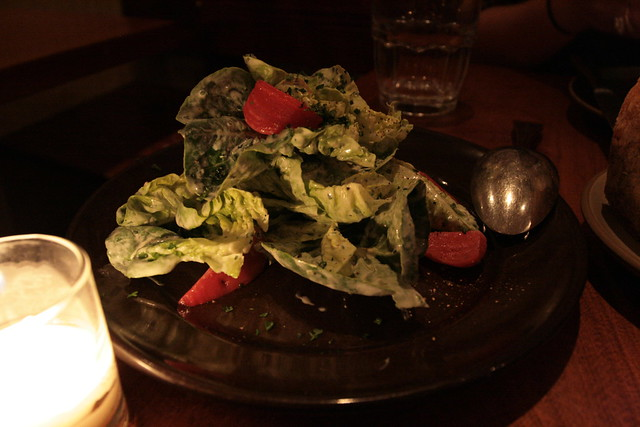 garden beet salad