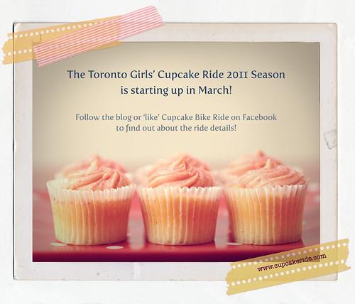 Cupcake Bike Ride!