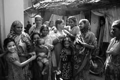 Women (Trishikh) Tags: school blackandwhite bw white black scale monochrome children grey kid education child poor young n relief study civil single service das catherdral society studying tone ngo gupta crs organisation monocrome dasgupta trishikh whiteblacknwhite