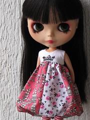 Bubble Puff Dress