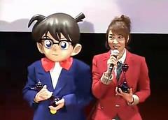 110305 -『第5回聲優獎[Seiyu Awards]』頒獎典禮!共同貢獻獎~名偵探柯南