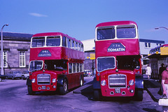Highland Omnibuses L4 Inverness (Guy Arab UF) Tags: bus buses bristol scotland highland 1956 eastern inverness l4 omnibuses coachworks loddeka nsg783
