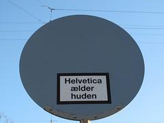 Helvetica ages the skin (Sandra Hoj / Classic Copenhagen) Tags: street art warning copenhagen sticker skin cigarette label helvetica ages huden lder