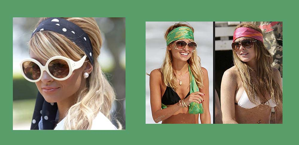 # headband fita/lenço