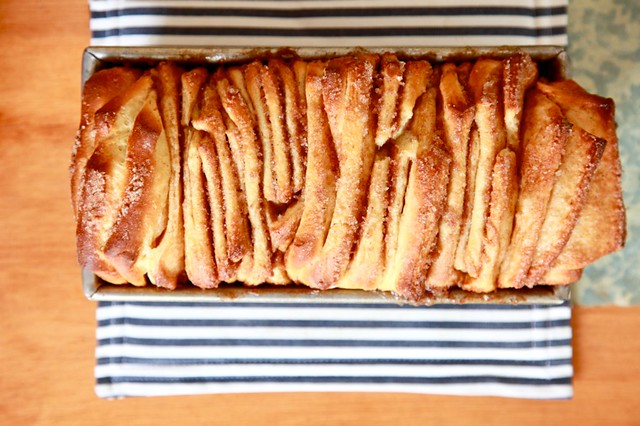 Joy the Baker  – Cinnamon Sugar Pull-Apart Bread