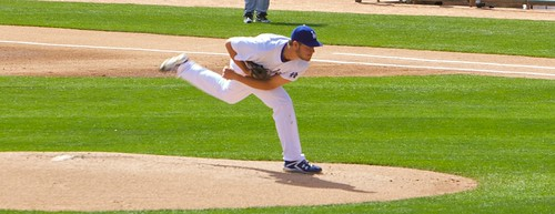 Clayton Kershaw two start pitcher