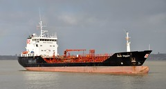 Stolt Dipper At Eastham (Keo6) Tags: liverpool river lock ships mersey eastham