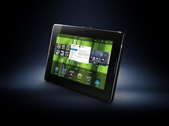 Blackberry Playbook Screenshot 1